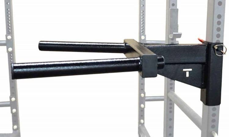 Titan T-3 Y Dip Bar Attachment Option