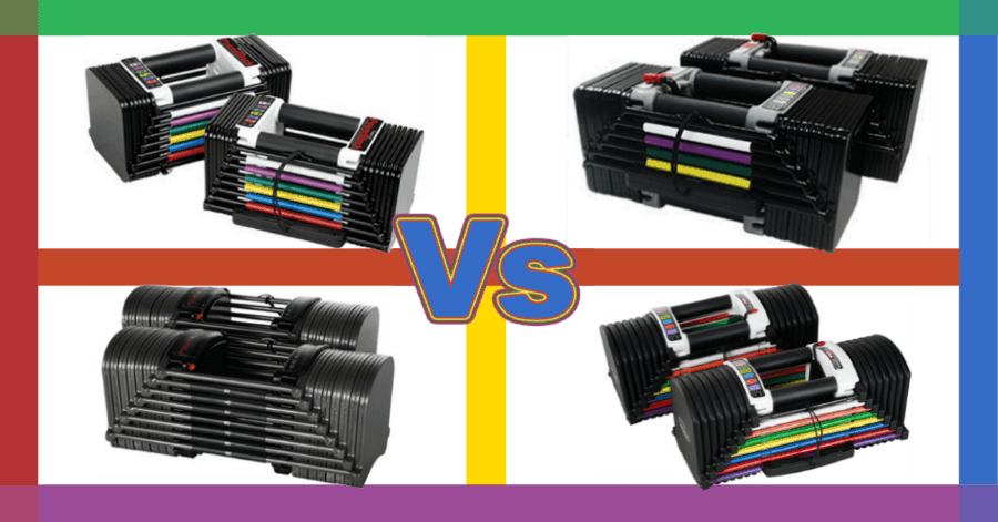 PowerBlock Classic vs Elite vs Sport vs Urethane Series Adjustable Dumbbell Set