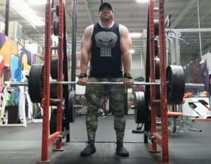 Power Shrugs Form - Concentric Rep