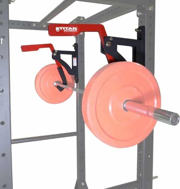 Monolift Rack Mounted Attachment For X-3 Power Rack