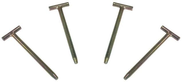 Titan Band Pegs for T-3, T-6, & X-3 Power Racks