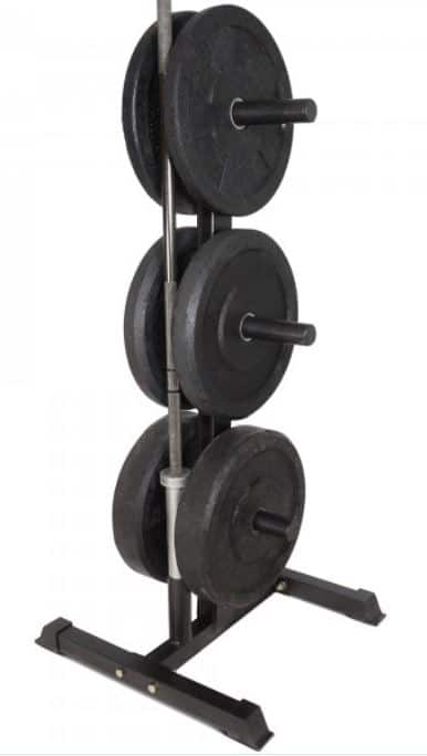 Weight Plate Holder Tree