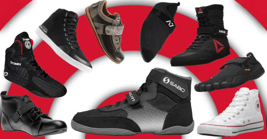 Best Shoes for Deadlifting - Deadlift Shoe Reviews