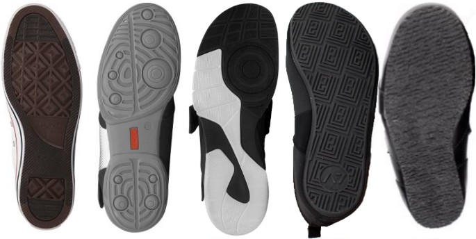 Deadlift Shoe Sole Material