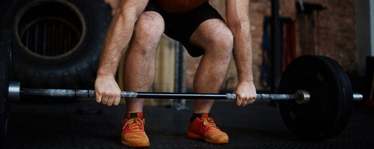 Deadlift Shoes Must Allow Enough Ankle Dorsiflexion to Easily Get into the Starting Position