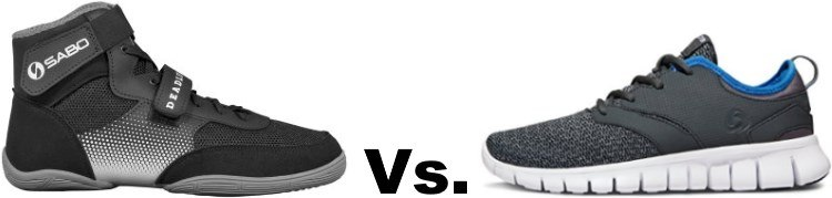 Deadlift Shoes vs Regular Shoes