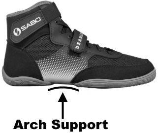 Deadlifting Shoes - Arch Support