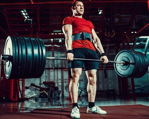 Deadlifting Shoes Can Help You Pull More Weight