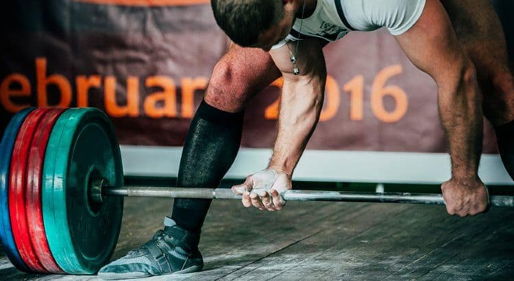 Good Ankle Support Is Very Important for Sumo Deadlifters