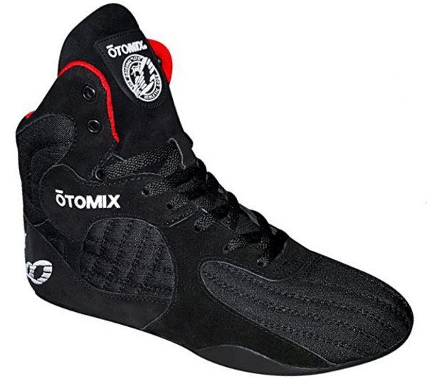 Otomix Stingray Boxing-MMA Shoes - Outside Oblique Angle View