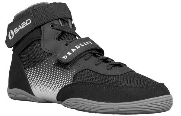 SABO Deadlifting Shoes - Outside Oblique Angle