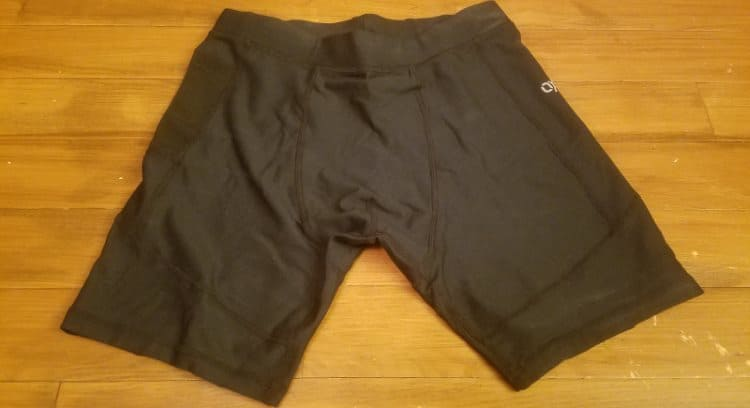 A7 OX Compression Shorts - Front