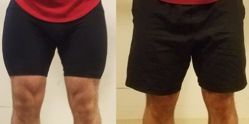 Tight vs Loose Shorts for Squatting