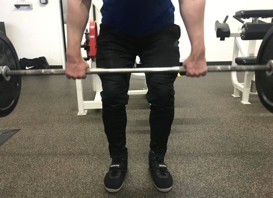 SABO Deadlift Shoes - Mid-Pull