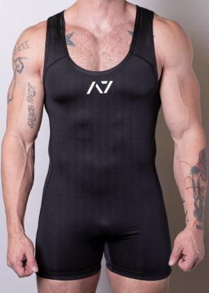 A7 Powerlifting Singlet - IPF Approved