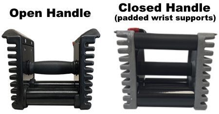 Open Handle vs Closed Handle Design