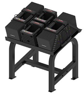 PowerBlock Pro 175 Commercial Set with Stand