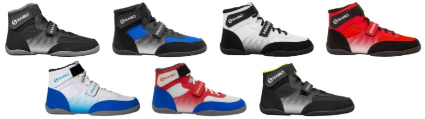Sabo Deadlift-1 Lifting Shoes - Colorways