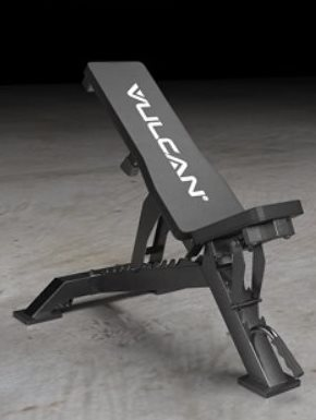 Vulcan Prime Adjustable Bench