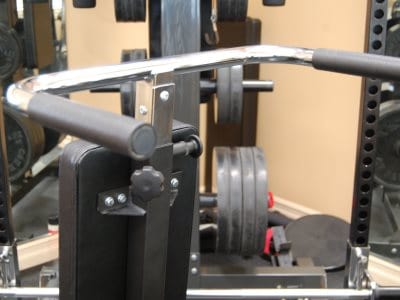 Ironmaster Dip Bar Attachment for Super Bench Pro