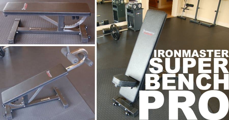 Ironmaster Super Bench Pro Review