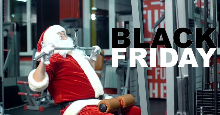 Black Friady Gym & Fitness Equipment Deals