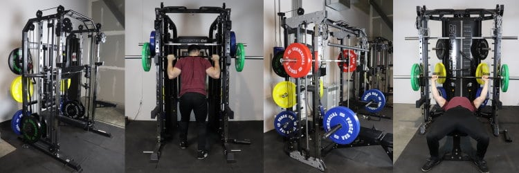 Force USA Monster G-Series - All-in-One Gym