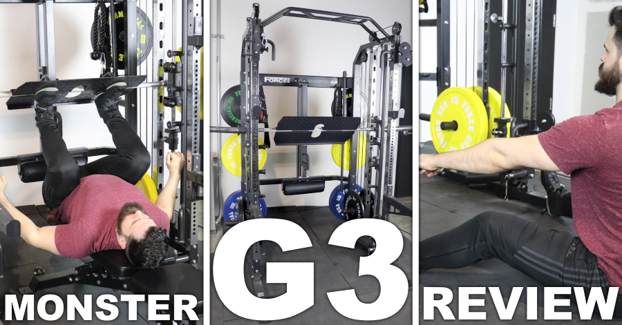 Force USA Monster G3 Review - All-In-One Home Gym