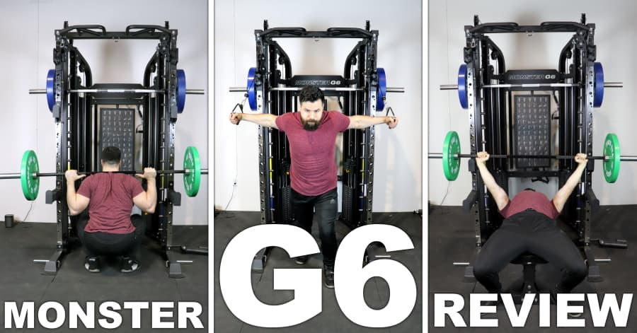Force USA Monster G6 Review - All-In-One Gym