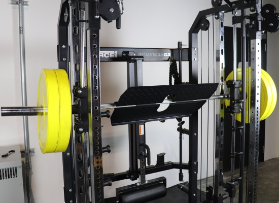 Monster G3 Vertical Leg Press Attachment