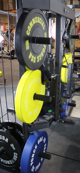 Monster G3 Weight Plate Storage