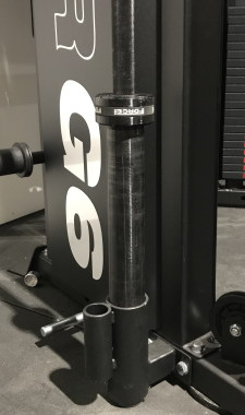 Monster G6 Barbell Storage