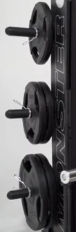 New Monster G6 Weight Plate Storage
