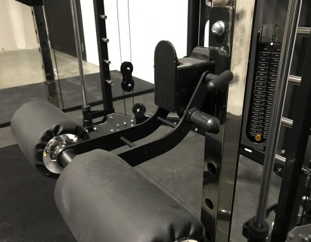 Monster G12 Lat Pulldown Leg Holder Attachment