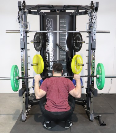 Monster G12 Power Rack