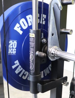 Monster G12 Smith Machine Safety Catches