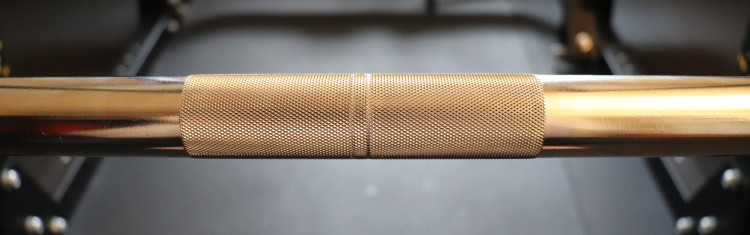 Kabuki Strength Power Bar - Center Knurling