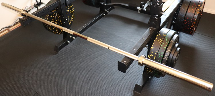 Kabuki Strength Power Bar - Full-Length View
