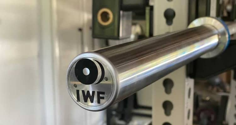 Uesaka IWF Certified Barbell