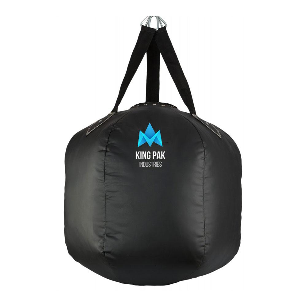 Hydroblast Water Heavy Bags 86 lb Black Boxing Heavy Bags