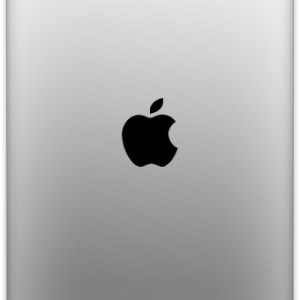 iPad achterkant 4G