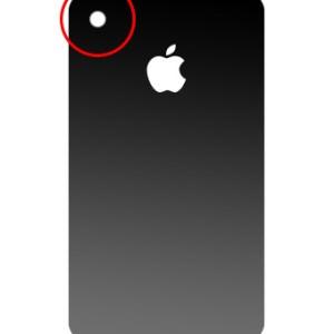 iPhone 3 camera