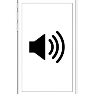 iPod touch speaker