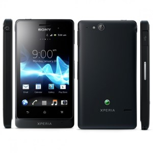 Sony Xperia Miro (ST23i)