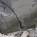footing foundation cracks