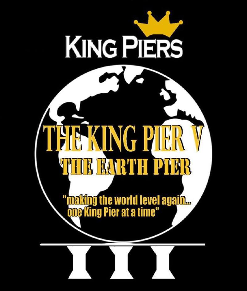 King Pier Earth Pier