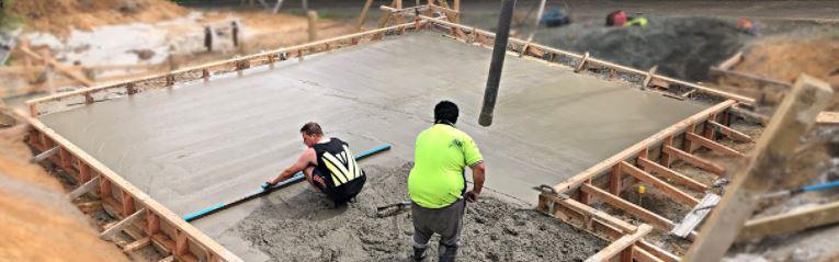 concrete foundation repair in KC