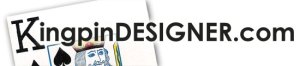 KingpinDESIGNER Logo