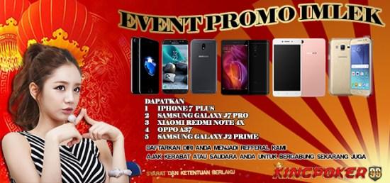 Promo Bonus Imlek