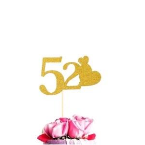 Kakunkoriste 52 vuotiaalle